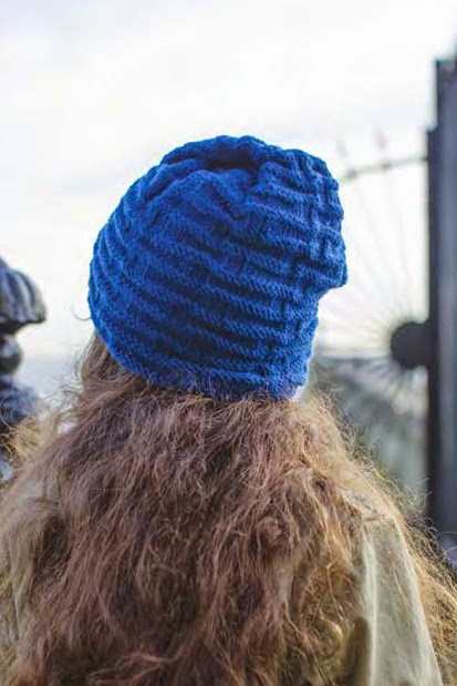 Thirlwall Hat Pattern by Katya Frankel