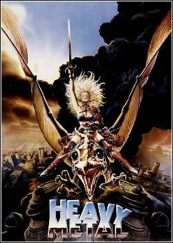 Heavy Metal: Universo em Fantasia Dublado