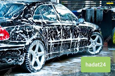 مخاطر غسل السيارة