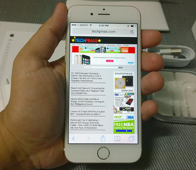 Iphone 6 Apple Price Philippines