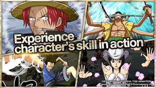 Line : One Piece Treasure Cruise MOD v4.2.0 Apk (Unlimited Mode + High Attack) Terbaru 2016 3