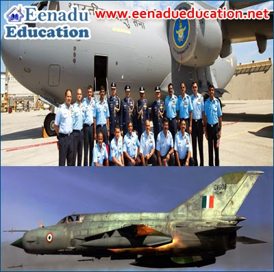 Indian Air Force: Air Force Common Admission Test (AFCAT) for Female