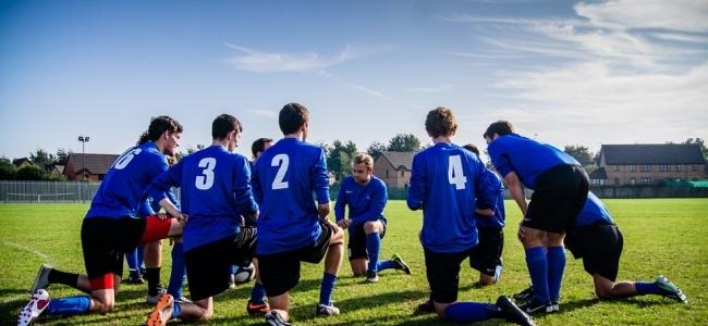 Aturan Pemanasan Dalam Sepak Bola ( Warm Up )