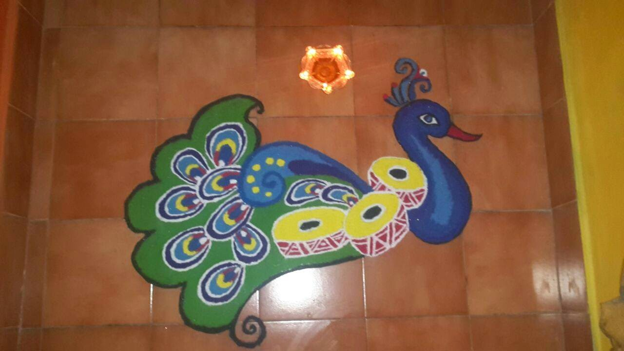 Rangoli Diwali Collection 2014 1