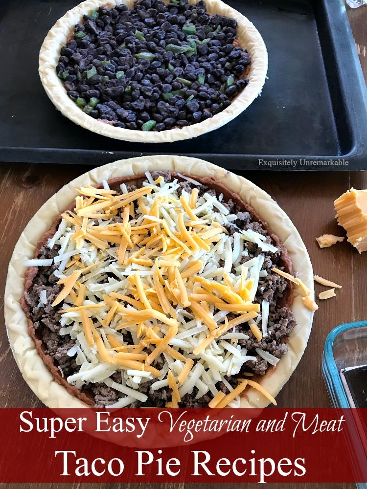 Vegan Taco Pie Recipe
