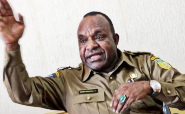 Doren Wakerkwa: Kami ke Sulut Mewakili Gubernur Provinsi Papua