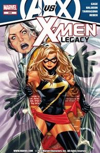 Cover of X-Men Legacy 269 comic eBook