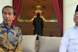 Survei Indo Barometer: Jokowi 40,7% dan Prabowo 19,7%