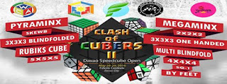 Clash of Cubers 2