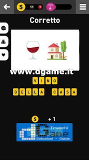 indovina l'emoji soluzioni livello 4 (2)