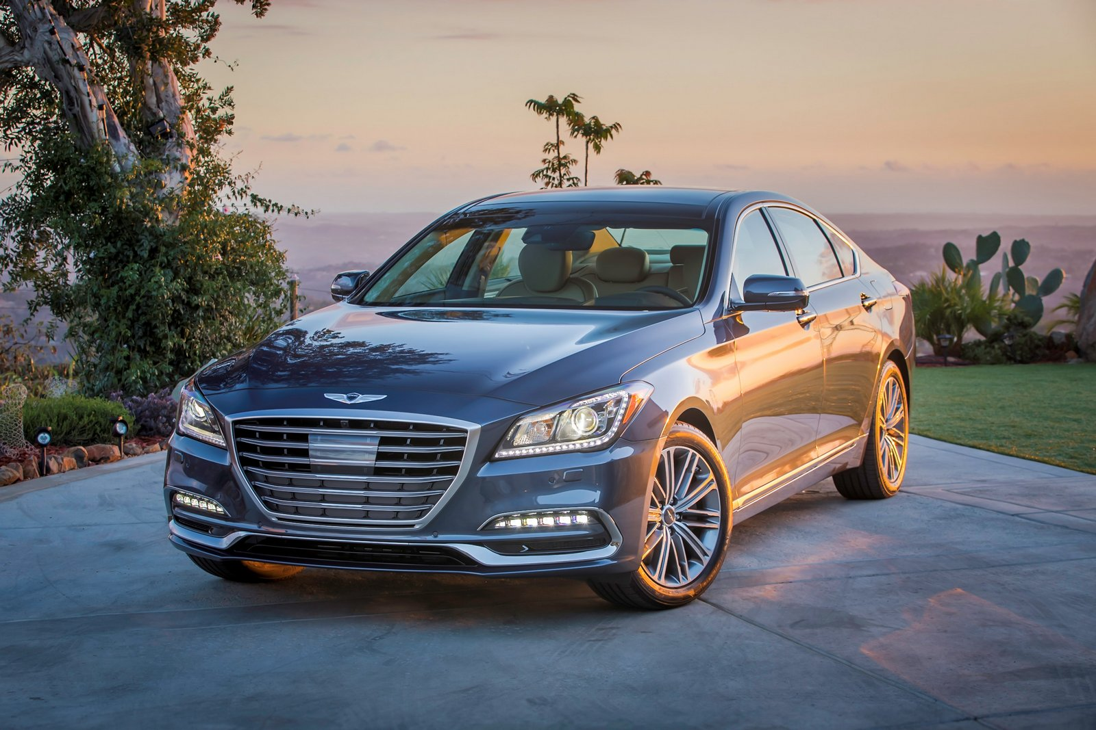 2018 Genesis G80 Sport Priced From $55,250  Carscoops