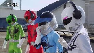 Doubutsu Sentai Zyuohger Episode 08 Subtitle Indonesia
