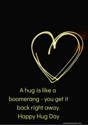 #HugDay Quotes to your Girlfriend