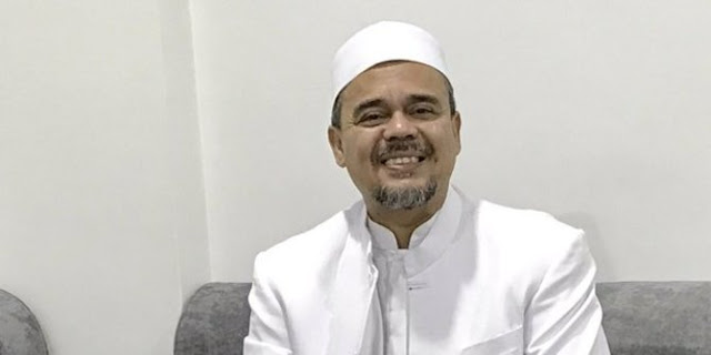 Ini Prediksi Sikap HRS Terkait Pasangan Prabowo-Sandiaga dan Jokowi-Ma'ruf