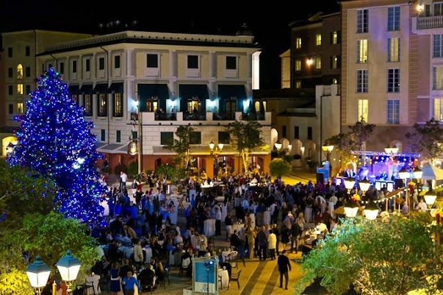 Ano-novo nos hotéis da Universal