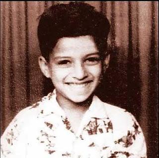 Vishnuvardhan Childhood