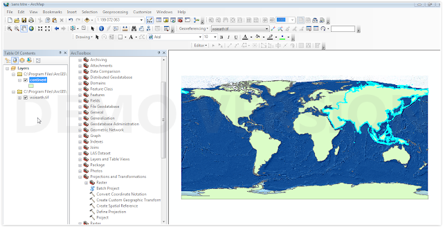 DATA Extraction from hdf files | GeoNet, The Esri Community