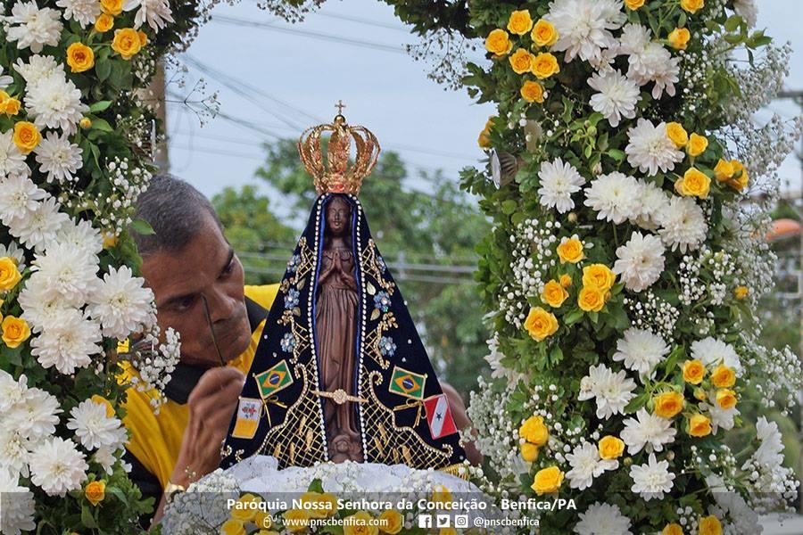 nossa senhora aparecida arquidiocese de belém