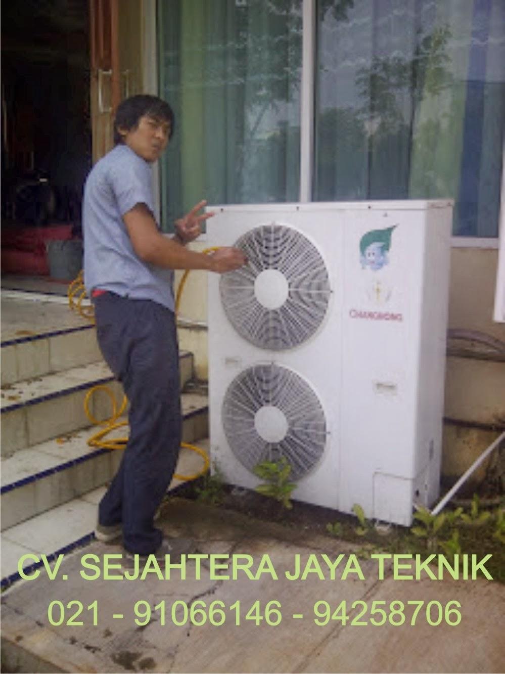 PASANG AC SEMPER BARAT - CILINCING - JAKARTA UTARA