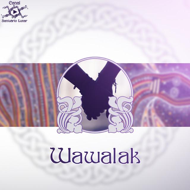 Wawalak - Deusas gêmeas da maternidade | Wicca, magia, bruxaria, paganismo