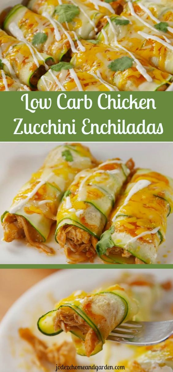 Low Carb Chicken Zucchini Enchiladas   #DESSERTS #HEALTHYFOOD #EASY_RECIPES #DINNER #LAUCH #DELICIOUS #EASY #HOLIDAYS #RECIPE #SPECIAL_DIET #WORLD_CUISINE #CAKE #GRILL #APPETIZERS #HEALTHY_RECIPES #DRINKS #COOKING_METHOD #ITALIAN_RECIPES #MEAT #VEGAN_RECIPES #COOKIES #PASTA #FRUIT #SALAD #SOUP_APPETIZERS #NON_ALCOHOLIC_DRINKS #MEAL_PLANNING #VEGETABLES #SOUP #PASTRY #CHOCOLATE #DAIRY #ALCOHOLIC_DRINKS #BULGUR_SALAD #BAKING #SNACKS #BEEF_RECIPES #MEAT_APPETIZERS #MEXICAN_RECIPES #BREAD #ASIAN_RECIPES #SEAFOOD_APPETIZERS #MUFFINS #BREAKFAST_AND_BRUNCH #CONDIMENTS #CUPCAKES #CHEESE #CHICKEN_RECIPES #PIE #COFFEE #NO_BAKE_DESSERTS #HEALTHY_SNACKS #SEAFOOD #GRAIN #LUNCHES_DINNERS #MEXICAN #QUICK_BREAD #LIQUOR