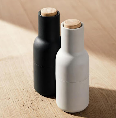 Bottlegrinder Salt and Pepper Mill Set