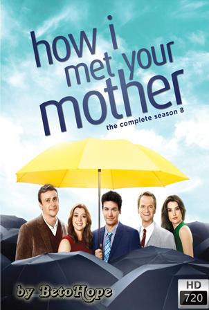 How I Met Your Mother Temporada 8 [720p] [2012] [Ingles Subtitulado] HD 1080P  [Google Drive] GloboTV