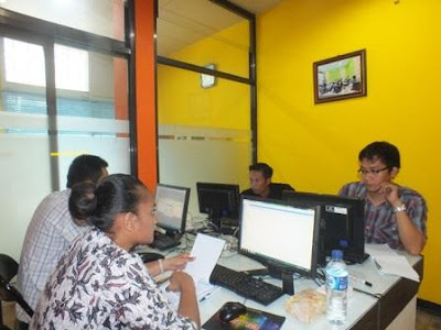 Dishubkominfo Provinsi Papua Barat Pelatihan Mikrotik