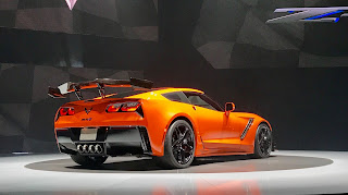 2019 Chevrolet Corvette in Duabai