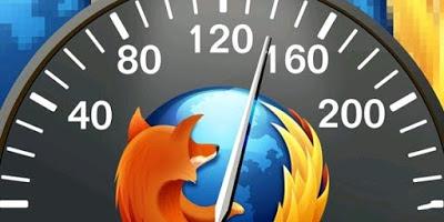 تسريع متصفح فايرفوكس و زيادة كفائتة