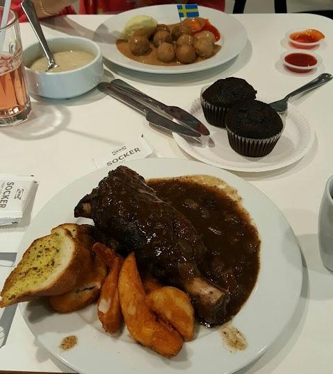 Breakfast di ikea..nyum3x