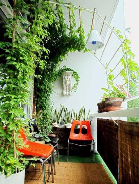 Small Balcony 6
