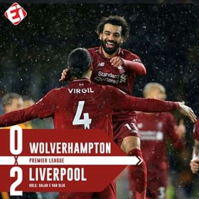 Football Highlights: Wolverhampton Wanderers 0 - 2 Liverpool [ English Premier League] Highlight 2018/2019