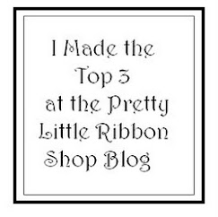 Top 3 Winner @ The Pretty Little Ribbon Shop