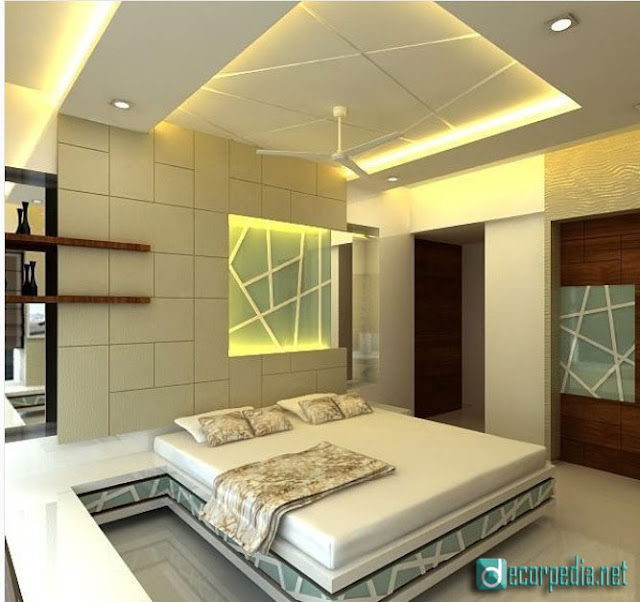 The Best False Ceiling Designs And Ideas For Bedroom 2019
