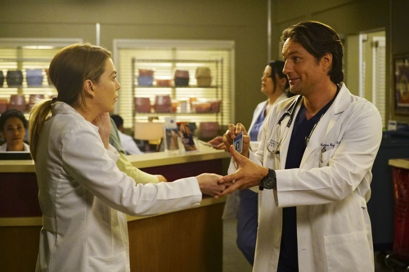 Greys Anatomy 13x23 Review True Colors The Shocking Truth