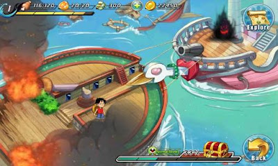 ScreenShot: Pirate Kings Apk
