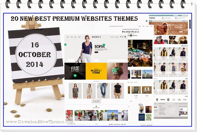 Free Best Premium Websites Themes
