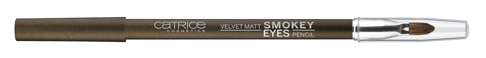 Catrice - Velvet Matt Smokey Eyes Pencil