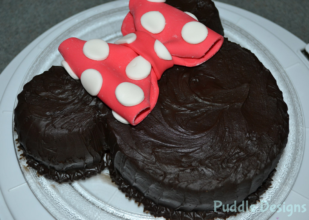 Puddle Designs Minnie Mouse Party