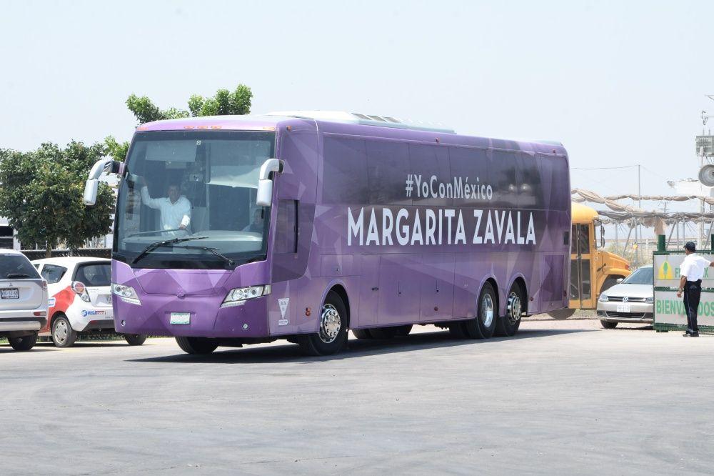 Sinaloa sin ley: asaltan a equipo de Margarita Zavala
