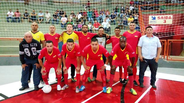12 equipes disputarão o Campeonato Interfirmas de Futsal em Registro-SP