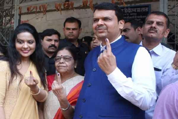 नागपुर में BJP जीत की तरफ, कांग्रेस काफी पीछे