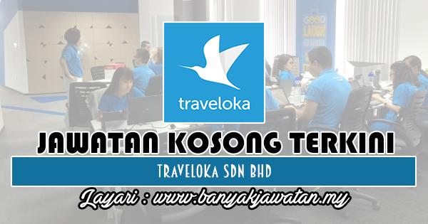 Jawatan Kosong 2018 di Traveloka Sdn Bhd