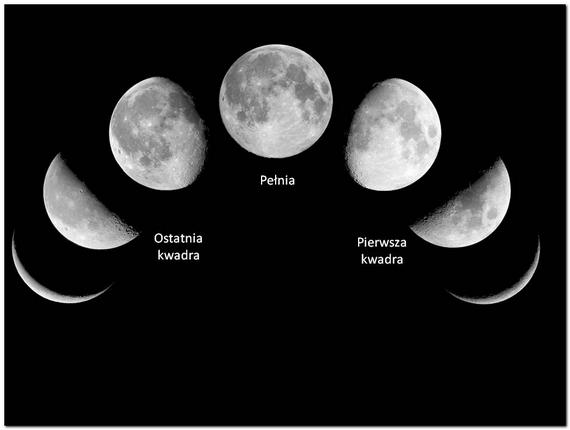 Fazy księżyca, znaki zodiaku a włosy
