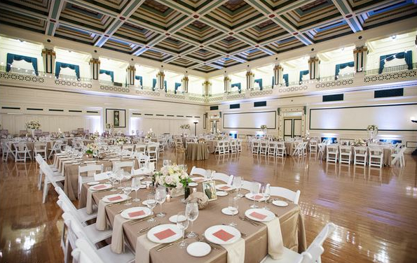 Wedding Venues In Pittsburgh soldiers and sailors memorial auditorium