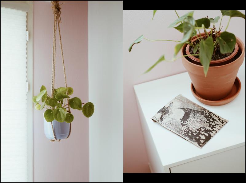 bureau girly souchka appartement décoration intérieur