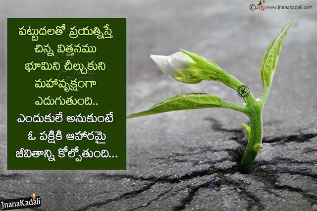 telugu online famous life success thoughts, inspirational quotes in telugu, life changing motivational words in telugu