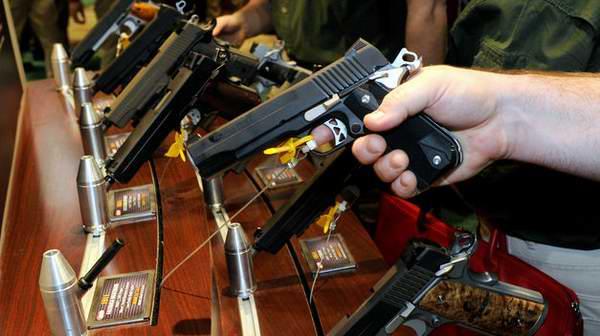 A bloquear  el trafico de  las armas