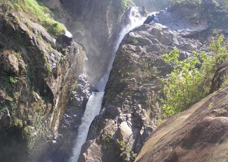 wisata air terjun curup tujuh